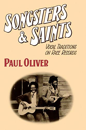 9780521269421: Songsters and Saints: Vocal Traditions on Race Records