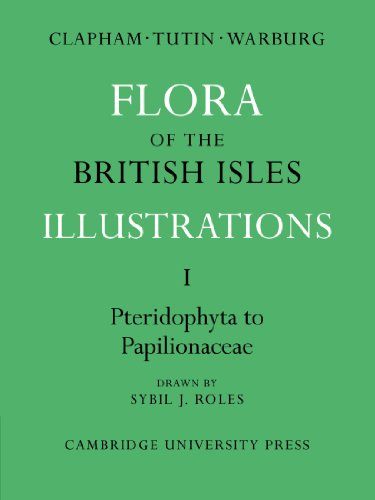 Flora of the British Isles: Illustrations (Flora: Clapham, A. R.;