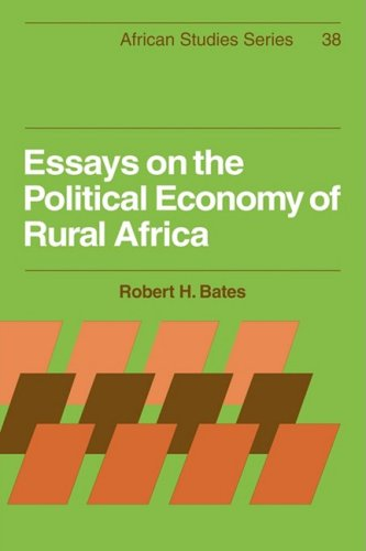 9780521271011: Essays on the Political Economy of Rural Africa (African Studies)