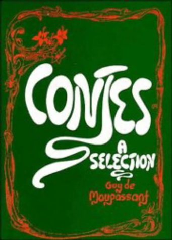 9780521271356: Maupassant: Contes: A Selection