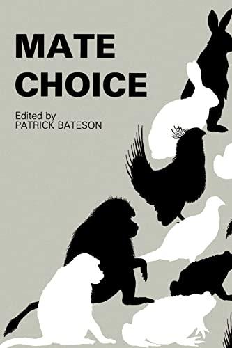9780521272070: Mate Choice