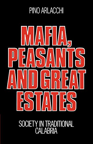 9780521272193: Mafia, Peasants and Great Estates: Society in Traditional Calabria