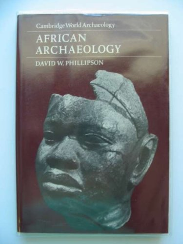9780521272360: African Archaeology (Cambridge World Archaeology)