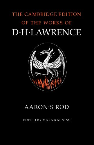 9780521272469: Aaron's Rod (The Cambridge Edition of the Works of D. H. Lawrence)