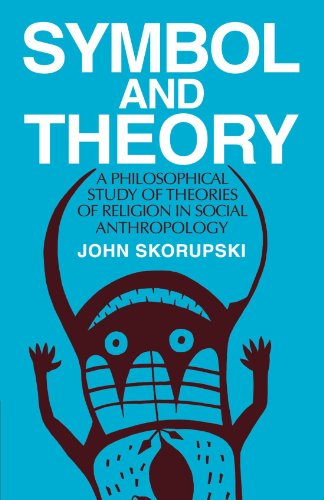9780521272520: Symbol and Theory: A Philosophical Study of Theories of Religion in Social Anthropology