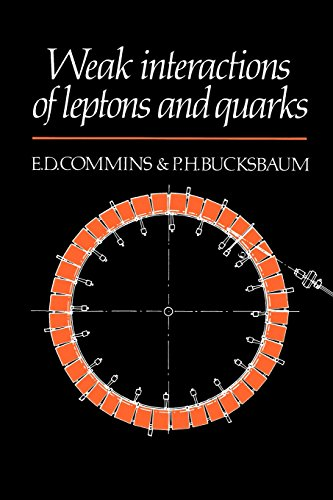 9780521273701: Weak Interactions of Leptons and Quarks