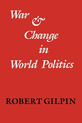 9780521273763: War and Change in World Politics