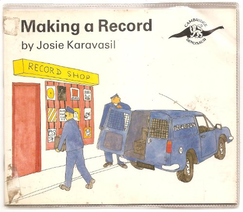 9780521274043: Making a Record (Dinosaur Information Series)