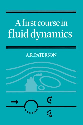 9780521274241: A First Course in Fluid Dynamics