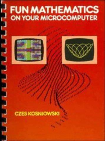 9780521274517: Fun Mathematics on your Microcomputer