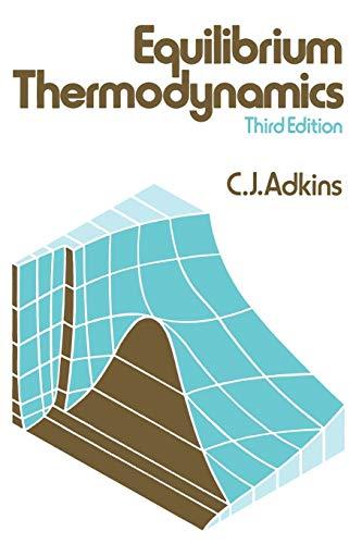 9780521274562: Equilibrium Thermodynamics