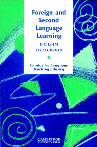 Second Language Acquisition Pdf