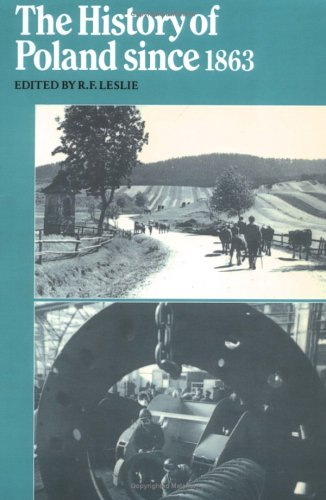9780521275019: The History of Poland Since 1863 (Cambridge Russian, Soviet and Post-Soviet Studies)