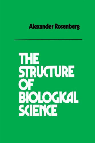 9780521275613: The Structure of Biological Science