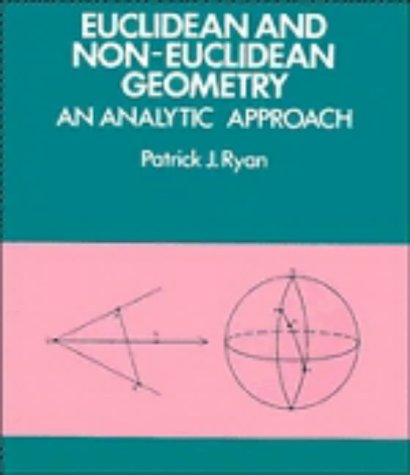 euclidean and non euclidean geometry paper Our aim in this paper is to use these tools to define natural v1-like patterns on  non-euclidean spaces because symmetry considerations are.