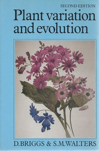 Plant Variation and Evolution (0521276659) by Briggs, D.; Walters, S. M.