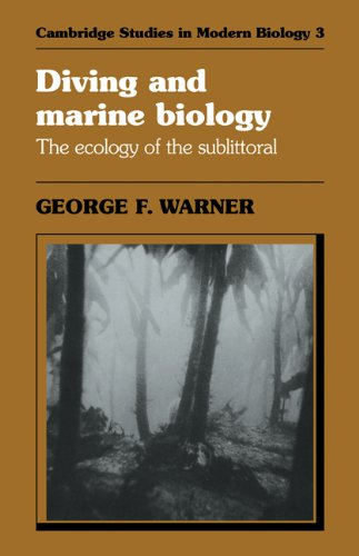 9780521276795: Diving and Marine Biology: The Ecology of the Sublittoral (Cambridge Studies in Modern Biology)