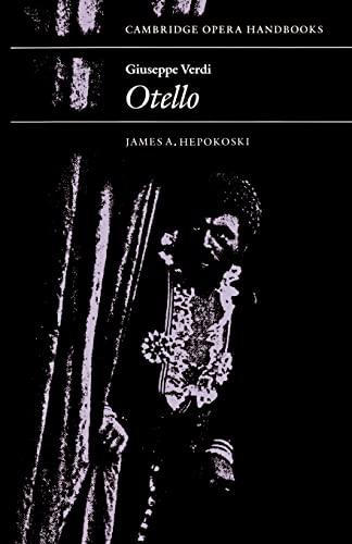 9780521277495: Giuseppe Verdi: Otello (Cambridge Opera Handbooks)