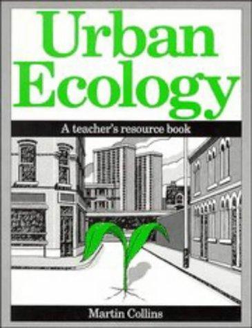 9780521278034: Urban Ecology: A Teacher's Resource Book