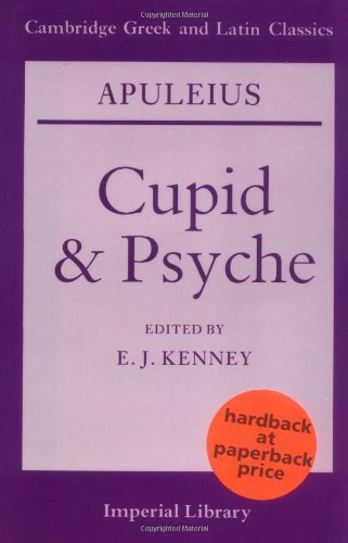 9780521278133: Apuleius: Cupid and Psyche Paperback (Cambridge Greek and Latin Classics - Imperial Library)