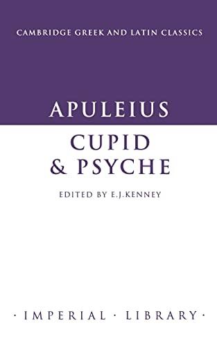 9780521278133: Apuleius: Cupid and Psyche