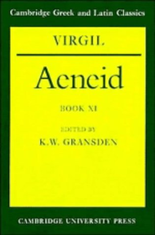 9780521278164: Virgil Aeneid Book 11: Bk. 11 (Cambridge Greek and Latin Classics)