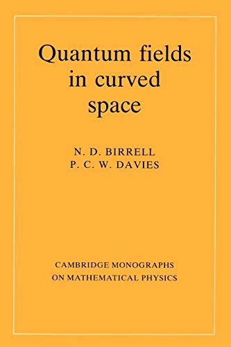 9780521278584: Quantum Fields in Curved Space