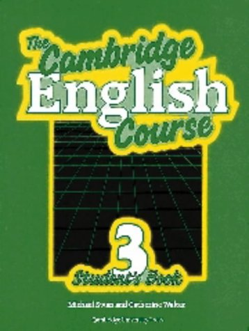 The Cambridge English Course 3 Student's book: Michael Swan