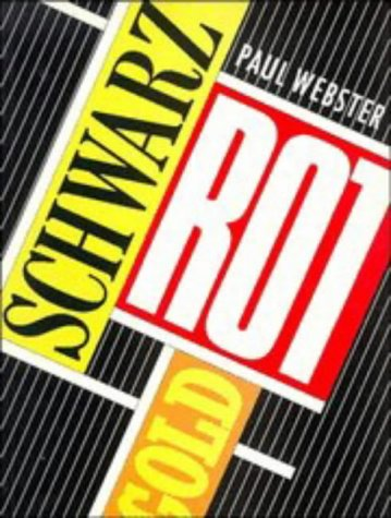 9780521278836: Schwarz Rot Gold Student's book (German Edition)