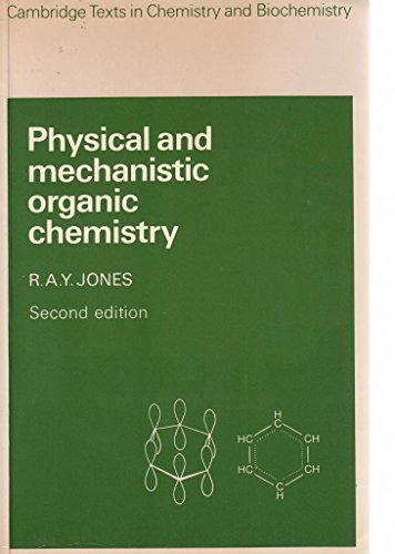9780521278867: Physical and Mechanistic Organic Chemistry: Volume 2 (Cambridge Texts in Chemistry and Biochemistry)