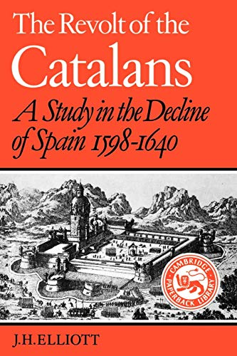 9780521278904: The Revolt of the Catalans (Cambridge Paperback Library)