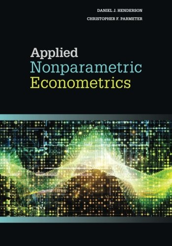 9780521279680: Applied Nonparametric Econometrics