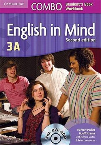 9780521279789: English in Mind 2nd  3 Combo A with DVD-ROM