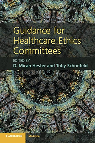 9780521279871: Guidance for Healthcare Ethics Committees (Cambridge Medicine (Paperback))