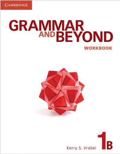 9780521279901: Grammar and Beyond Level 1 Workbook B