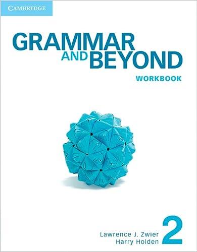 9780521279918: Grammar and Beyond Level 2 Workbook