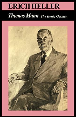 9780521280228: Thomas Mann: The Ironic German