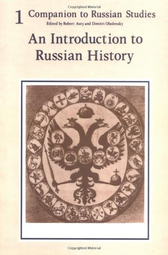 9780521280389: 001: Companion to Russian Studies: Volume 1: An Introduction to Russian History