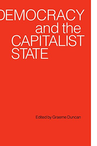 9780521280624: Democracy and the Capitalist State (Testament Studies; 62)