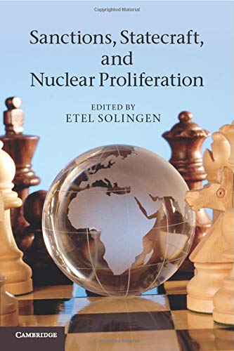 9780521281188: Sanctions, Statecraft, and Nuclear Proliferation