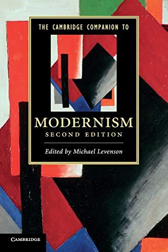 9780521281256: The Cambridge Companion to Modernism