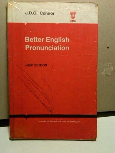 9780521281348: Better English Pronunciation