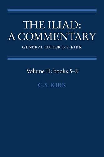 9780521281720: The Iliad: A Commentary: Volume 2, Books 5-8 Paperback: Bks.5-8 v. 2
