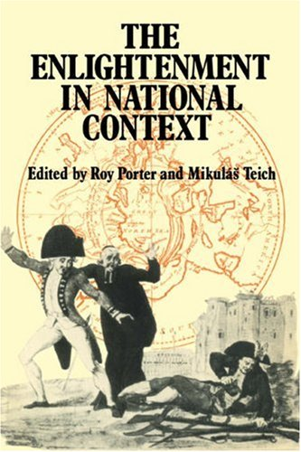 The Enlightenment in National Context: Roy Porter