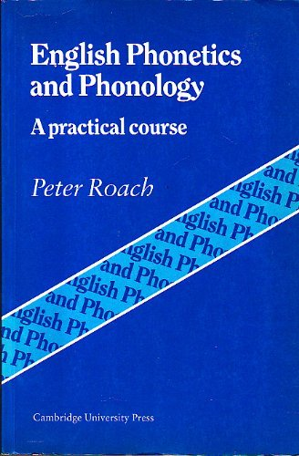9780521282529: English Phonetics and Phonology:A Practical Course