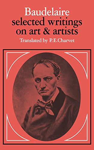9780521282871: Baudelaire: Selected Writings on Art and Artists