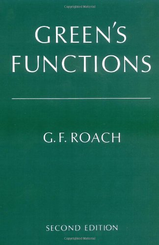 9780521282888: Green's Functions 2nd Edition Paperback