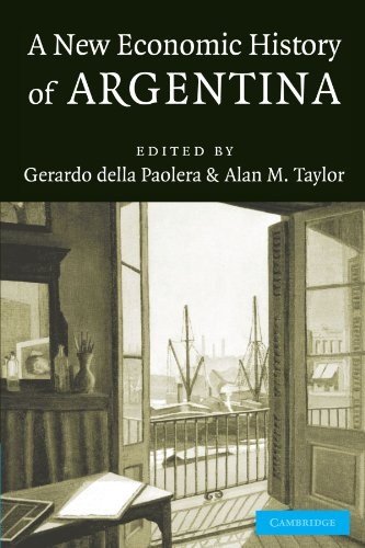 9780521283250: A New Economic History of Argentina