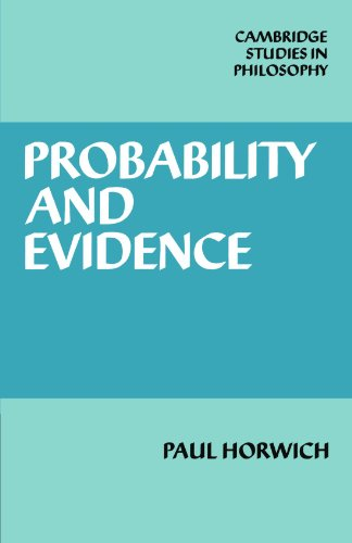 9780521283366: Probability and Evidence