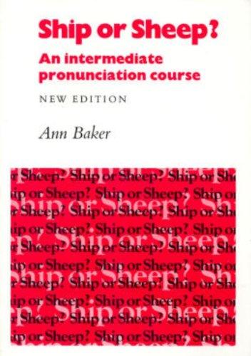 9780521283540: Ship or Sheep? Student's Book: An Intermediate Pronunciation Course